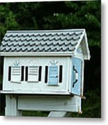 Countryside Mailbox #23 Metal Print