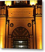 County Admin Bldg. 2 Metal Print