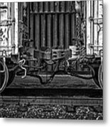 Coupled In Ride Mode Metal Print