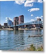 Covington Kentucky Metal Print