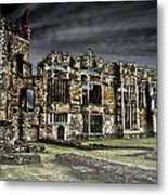Cowdry Ruins Metal Print