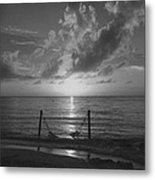 Cozumel At Sunset Metal Print