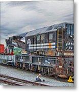 Cr Crane 45210   7d02539h Metal Print