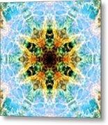 Crab Nebula IIi Metal Print
