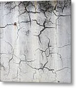 Crackle 1 Metal Print