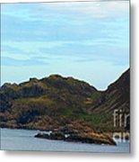 Craggy Coast 1 Metal Print