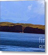 Craggy Coast 2 Metal Print