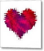 Crazy Love 1 Metal Print