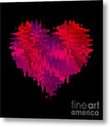 Crazy Love 2 Metal Print