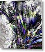Creative Flow Metal Print