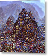 Creatures Of The Blue Vale Metal Print