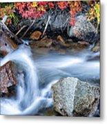 Creek At North Lake Ca_1 Metal Print