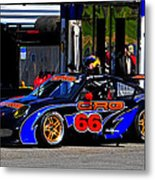Crg 66 At Porsche Cup Metal Print