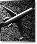 Crj700 - Bombardier Metal Print