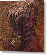 Croakjaw  Metal Print by Ethan Harris