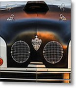 Crosley Front End Metal Print