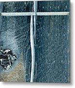 Cross2bear Metal Print by Tom Druin