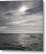 Crossing The Celtic Sea Metal Print