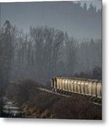 Crossing The Delta  -  150310a-021 Metal Print