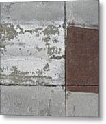 Crosswalk Patterns 2 Metal Print