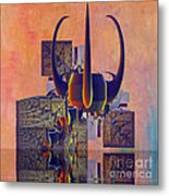 Crown 127 Metal Print
