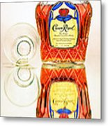 Crown Royal 3 Metal Print