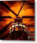 Crows Nest At Ship Tavern In The Brown Palace Hotel Metal Print