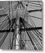 Crows Nest Metal Print