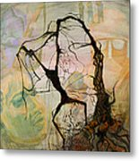 Crucifixion 1968 - Homage To Martin Luther King Metal Print