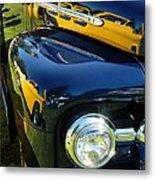Cruise-in Car Show Vi Metal Print