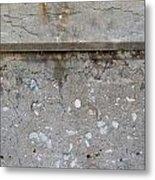 Crumbling Wall 1 Metal Print