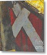 Crusader Metal Print