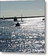 Cruzing Home Metal Print