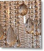 Crystal Rain 1 Metal Print