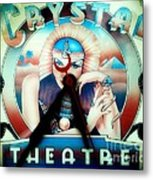 Crystal Theatre Metal Print