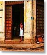Cuba3 Metal Print