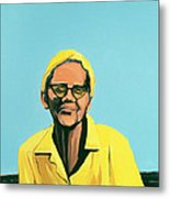 Cuban Portrait #13, 1996 Metal Print