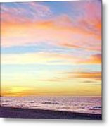 Cuban Sunset Metal Print