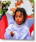 Cuenca Kids 215 Metal Print
