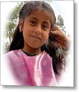 Cuenca Kids 528 Metal Print