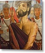 Cuiseufiction Of Christ  Metal Print