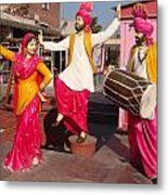 Culture Of Punjab Metal Print