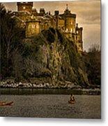Culzean Castle Scotland Metal Print by Alex Saunders