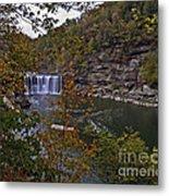 Cumberland Falls E Metal Print