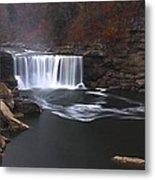 Cumberland Falls Metal Print