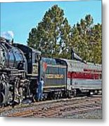 Cumberland Maryland Train Station Metal Print