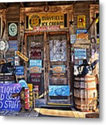 Cumberland Mountain General Store Metal Print