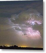 Cumulonimbus Cloud Explosion Metal Print by James BO  Insogna