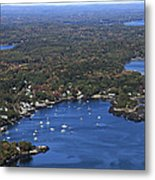 Cundis Harbor, Maine Metal Print