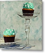 Cupcake Frenzy Metal Print by Inspired Nature Photography Fine Art Photography